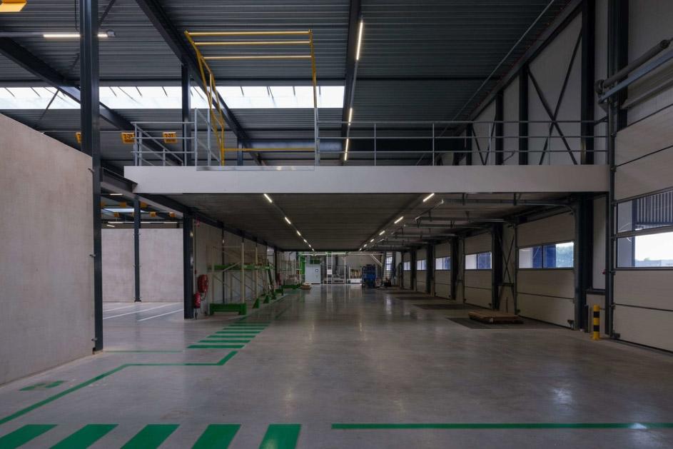 Traditionele betonvloer | Beks Bedrijfsvloeren